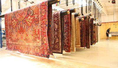 احداث قالیشویی
