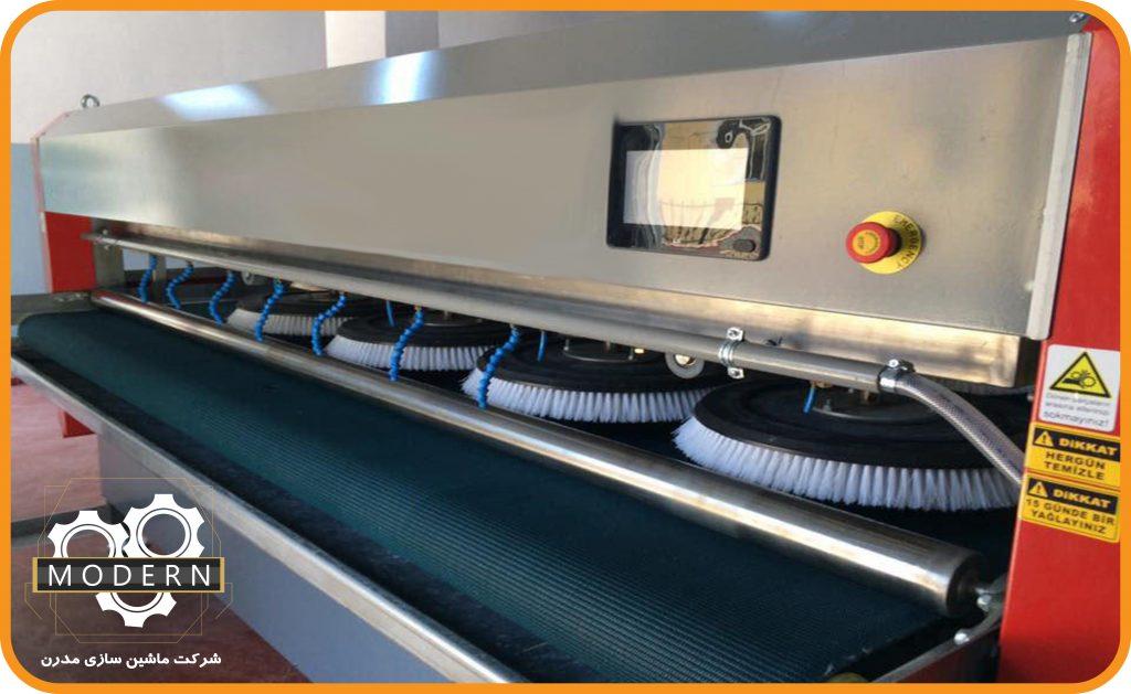 دستگاه قالیشویی اتوماتیک میزی