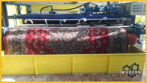 دستگاه قالی شویی اتوماتیک