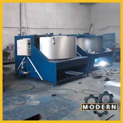 مراحل تولید دستگاه قطعه شویی